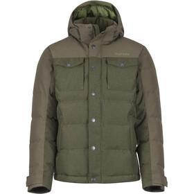 Marmot Fordham Jacket Men bomber green/forest night